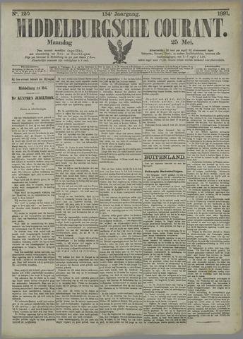 Middelburgsche Courant 1891-05-25