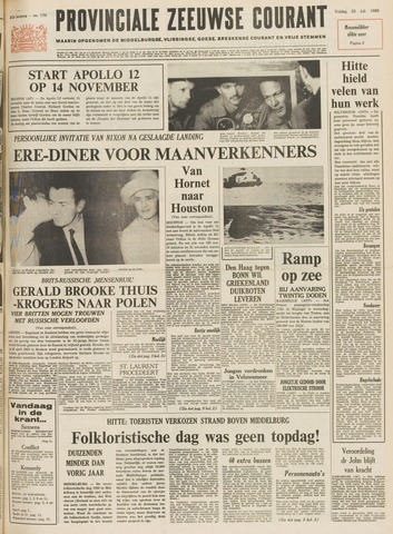 Provinciale Zeeuwse Courant 1969-07-25