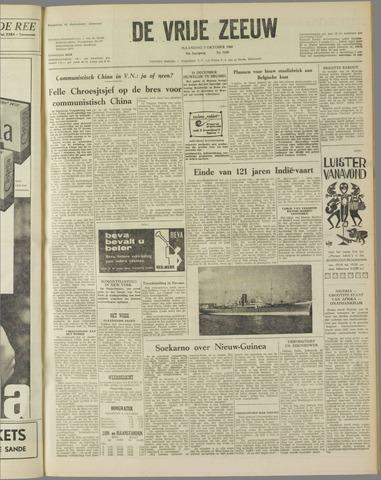 de Vrije Zeeuw 1960-10-03