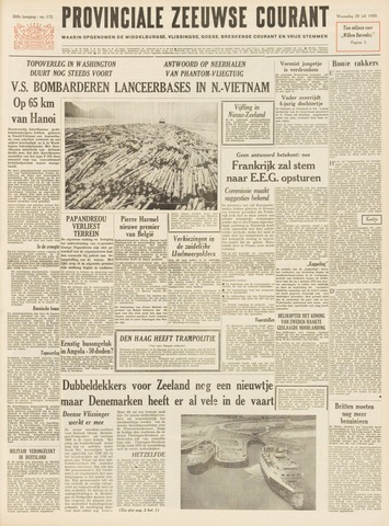 Provinciale Zeeuwse Courant 1965-07-28