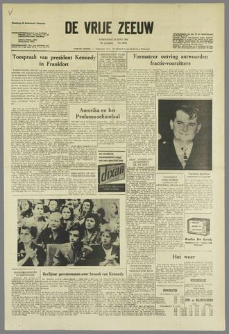 de Vrije Zeeuw 1963-06-26