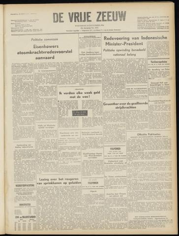 de Vrije Zeeuw 1954-11-24