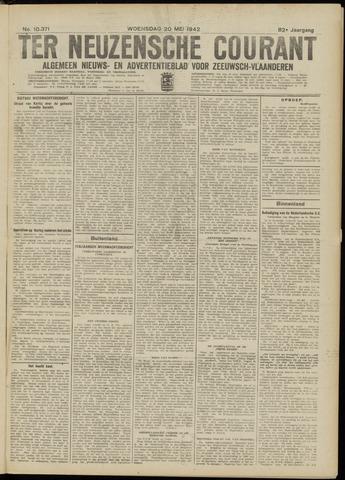 Ter Neuzensche Courant. Algemeen Nieuws- en Advertentieblad voor Zeeuwsch-Vlaanderen / Neuzensche Courant ... (idem) / (Algemeen) nieuws en advertentieblad voor Zeeuwsch-Vlaanderen 1942-05-20