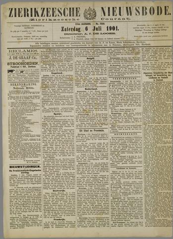 Zierikzeesche Nieuwsbode 1901-07-06