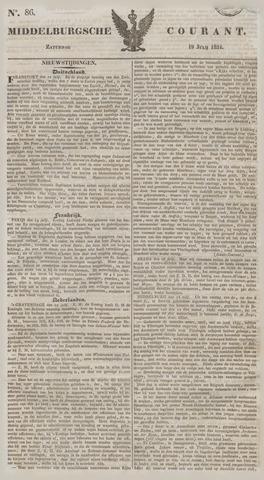 Middelburgsche Courant 1834-07-19