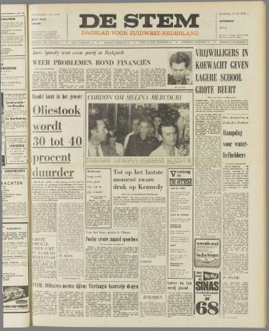 de Stem 1972-07-13