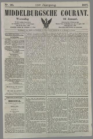Middelburgsche Courant 1877-01-24