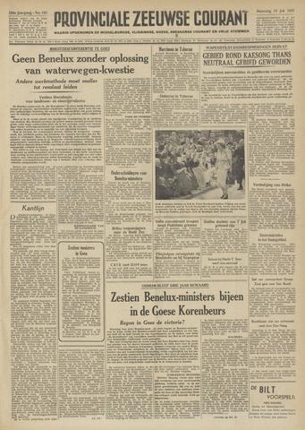 Provinciale Zeeuwse Courant 1951-07-16