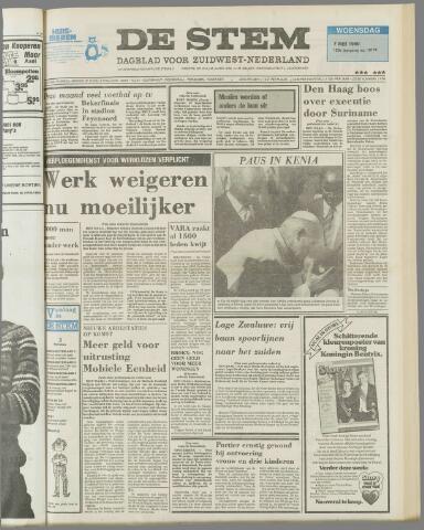 de Stem 1980-05-07