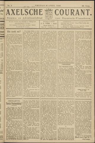 Axelsche Courant 1926-04-16