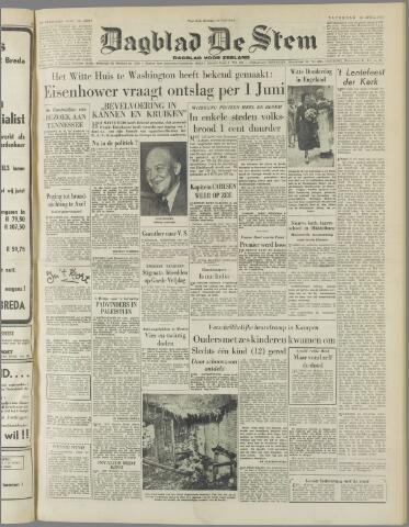 de Stem 1952-04-12