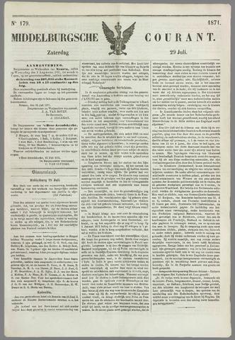 Middelburgsche Courant 1871-07-29