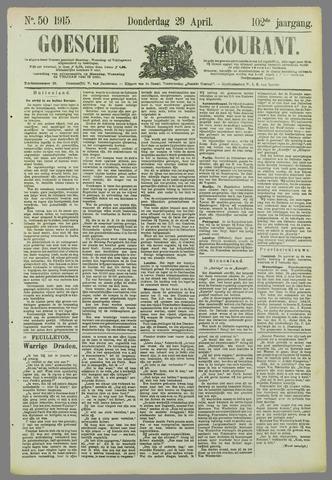 Goessche Courant 1915-04-29