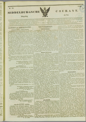Middelburgsche Courant 1846-05-12