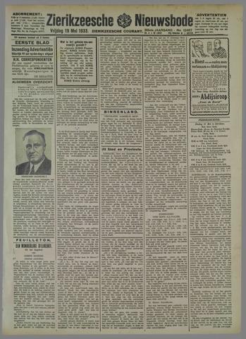 Zierikzeesche Nieuwsbode 1933-05-19