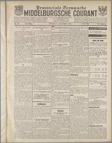 Middelburgsche Courant 1932-10-05