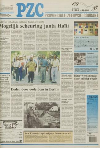 Provinciale Zeeuwse Courant 1994-09-16