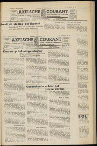 Axelsche Courant 1952-11-12