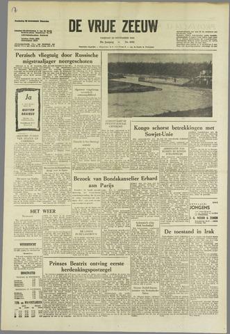 de Vrije Zeeuw 1963-11-22