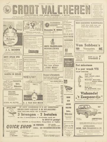 Groot Walcheren 1965-02-11