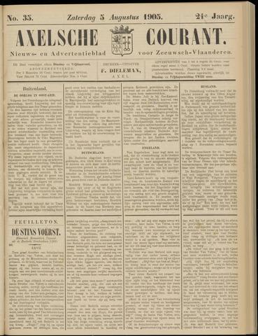 Axelsche Courant 1905-08-05
