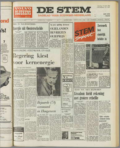 de Stem 1974-03-18