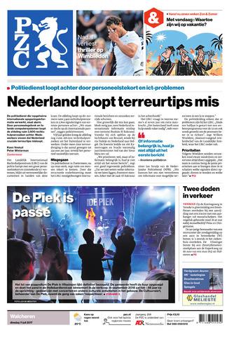 Provinciale Zeeuwse Courant 2017-07-11