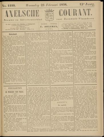 Axelsche Courant 1898-02-23
