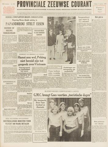 Provinciale Zeeuwse Courant 1965-08-06