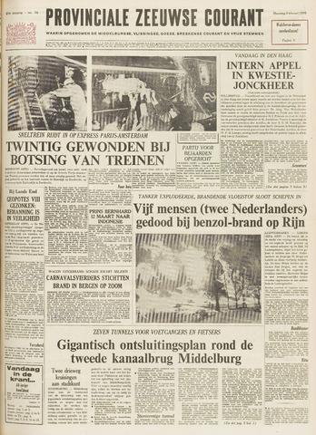 Provinciale Zeeuwse Courant 1970-02-09