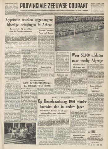 Provinciale Zeeuwse Courant 1956-05-11