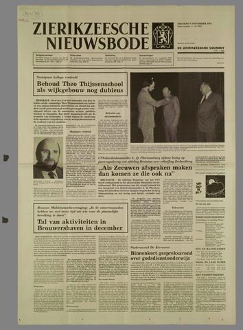 Zierikzeesche Nieuwsbode 1984-11-06
