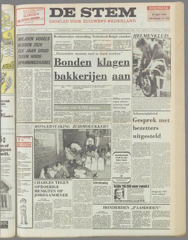 de Stem 1976-04-21