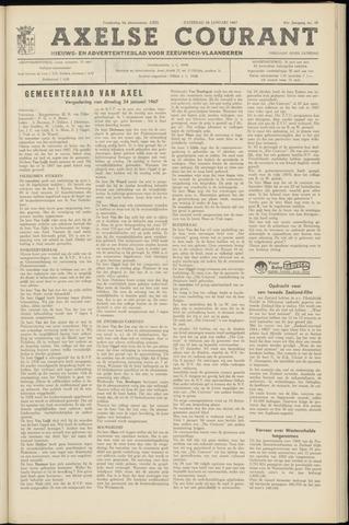 Axelsche Courant 1967-01-28