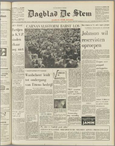 de Stem 1968-02-24