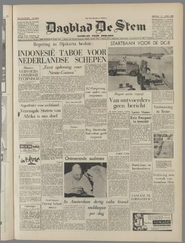 de Stem 1960-04-15
