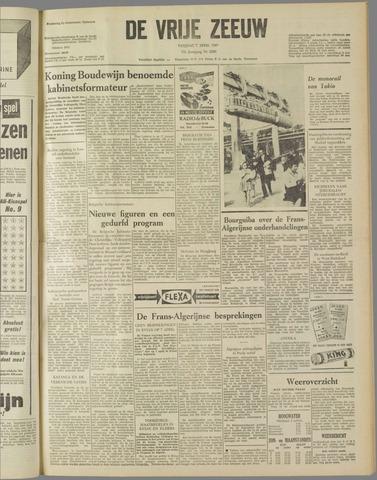 de Vrije Zeeuw 1961-04-07