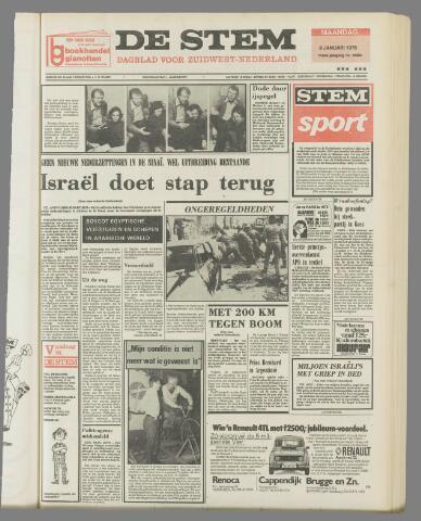 de Stem 1978-01-09