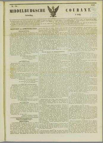 Middelburgsche Courant 1847-07-03