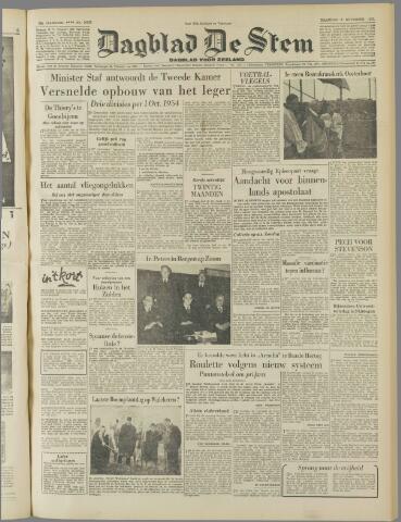 de Stem 1952-11-03