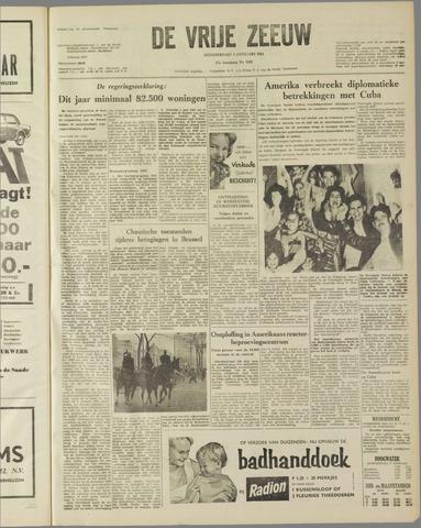 de Vrije Zeeuw 1961-01-05