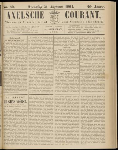 Axelsche Courant 1904-08-31
