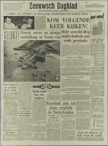Zeeuwsch Dagblad 1961-04-13