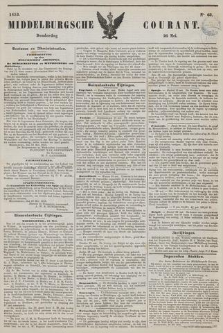 Middelburgsche Courant 1853-05-26
