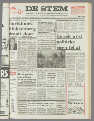 de Stem 1980-08-19