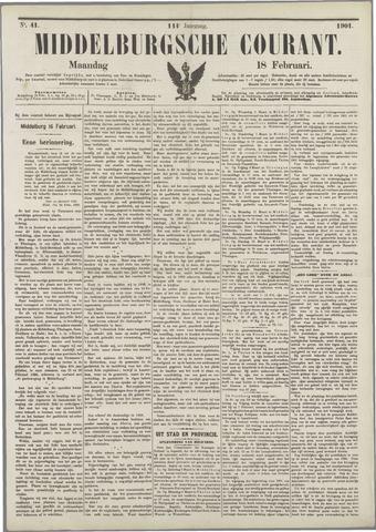 Middelburgsche Courant 1901-02-18
