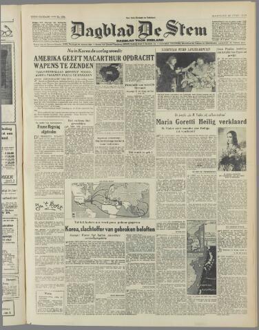 de Stem 1950-06-26