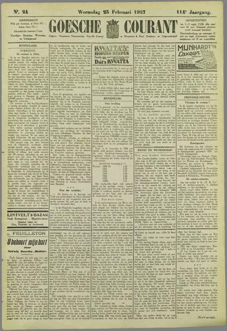 Goessche Courant 1927-02-23
