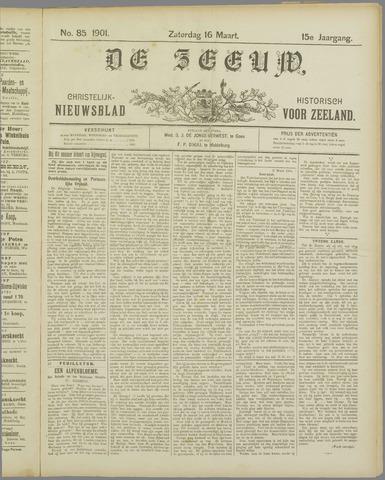 De Zeeuw. Christelijk-historisch nieuwsblad voor Zeeland 1901-03-16