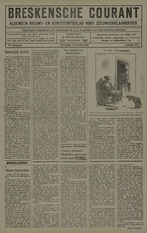 Breskensche Courant 1925-10-14